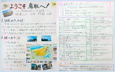 ようこそ鳥取へ! 〜鳥取砂丘で大調査〜