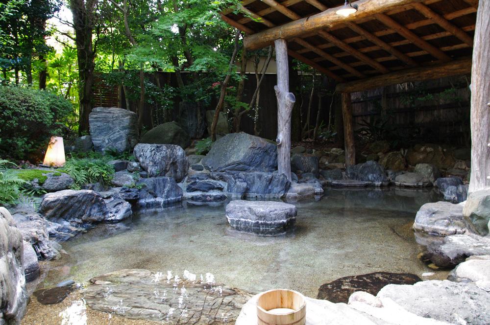 岩井温泉周辺