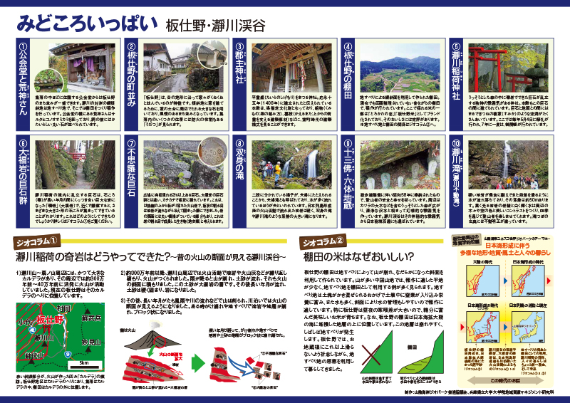 瀞川渓谷・板仕野コース