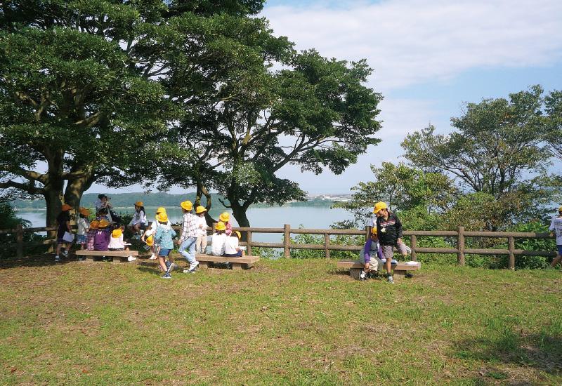 湖山池コース