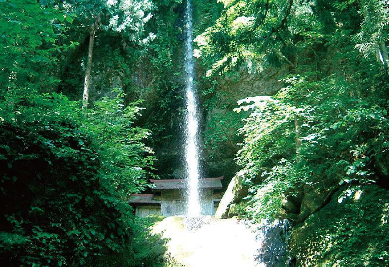 吉滝・久須部渓谷コース
