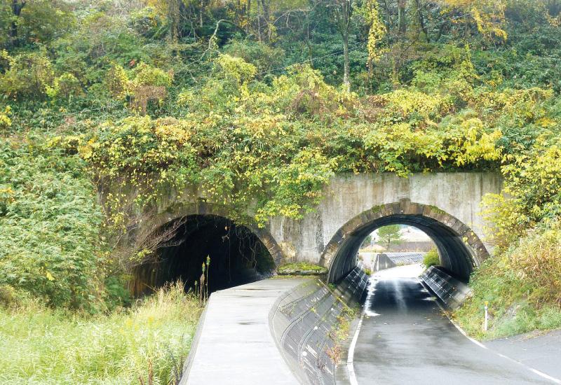 久斗川渓谷コース