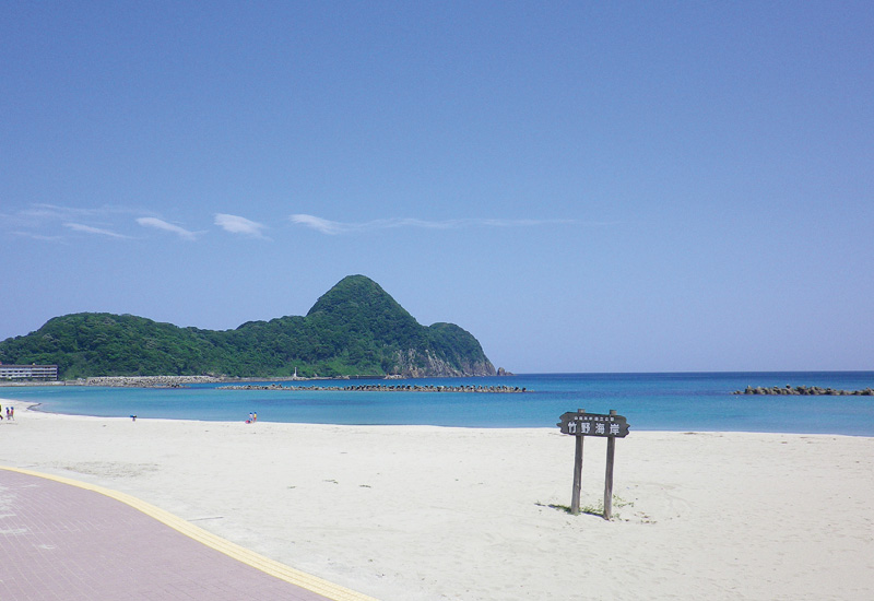 竹野海岸コース