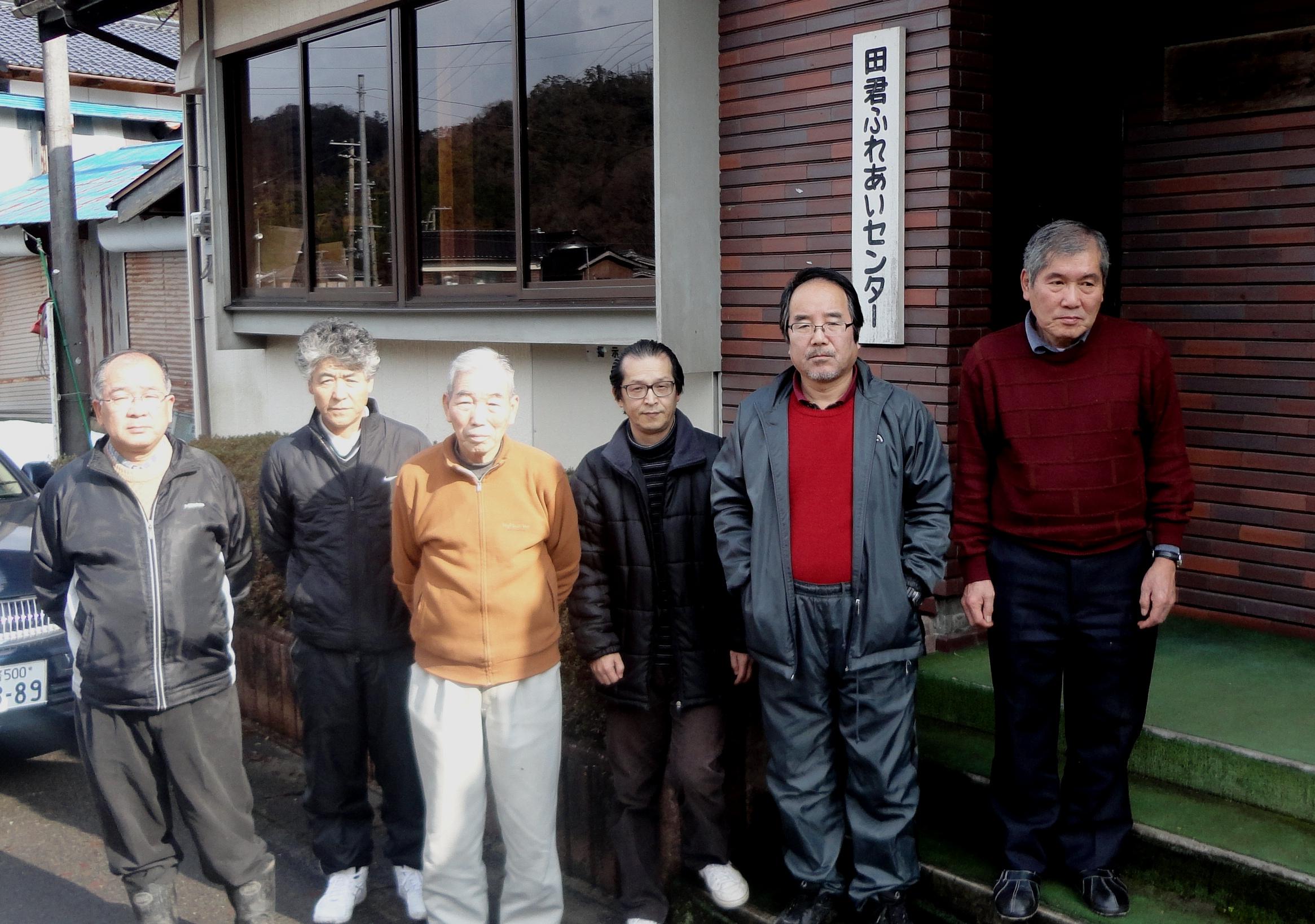 田君川バイカモ保存会