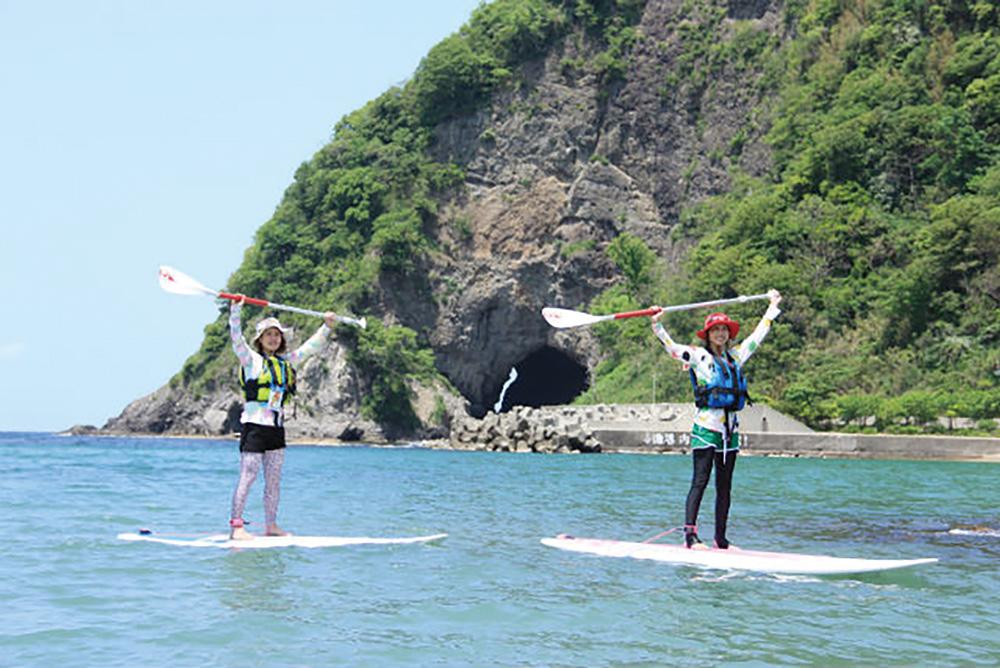 海の家メリ Adventure Tours (シーカヤック・SUP)