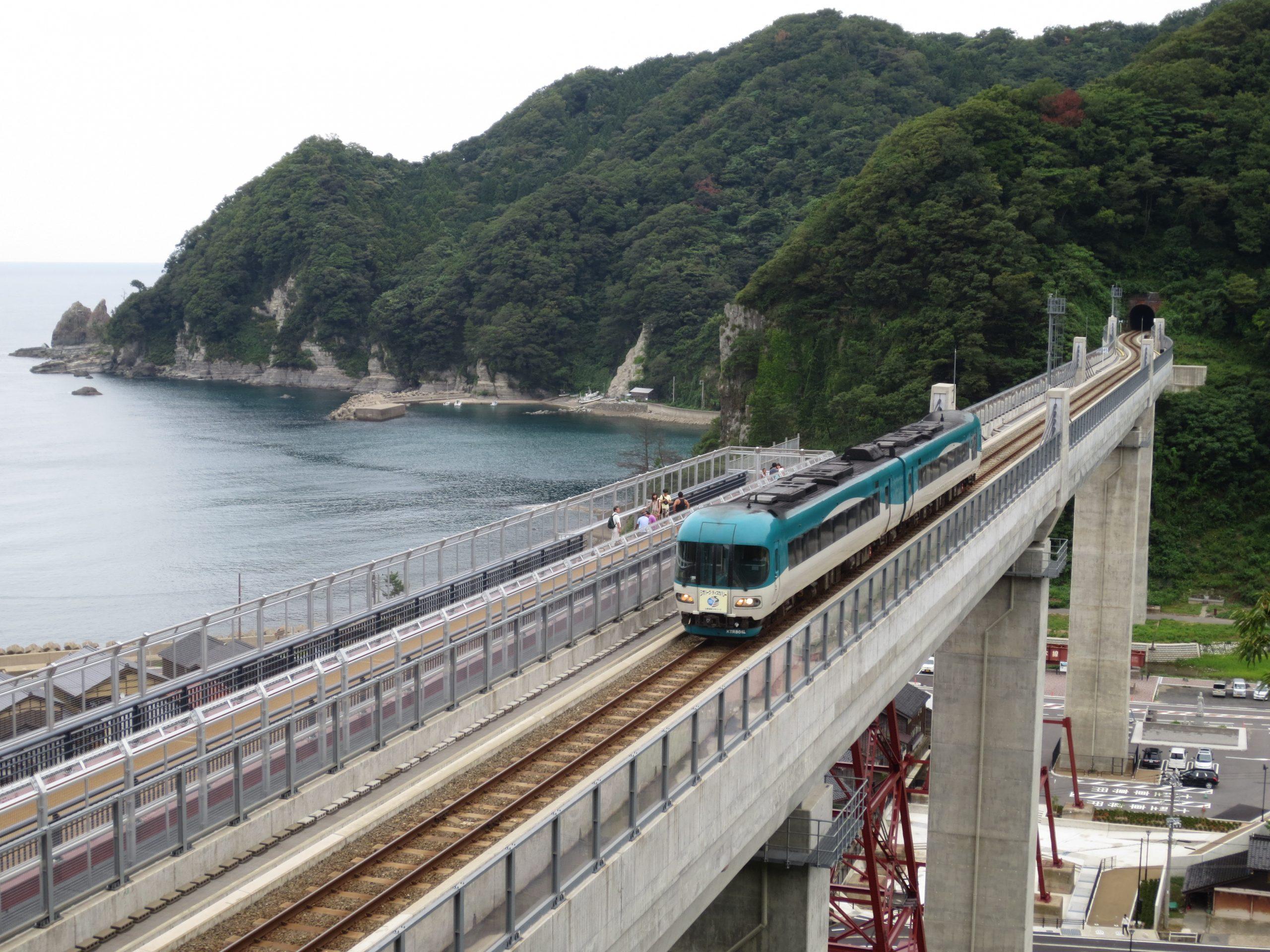 余部鉄橋2(ディスカバリー)