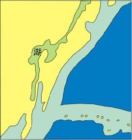 日本海拡大図-2