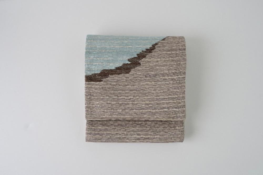 京袋帯「琴引の浜」